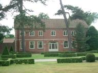 Water Fulford Hall Detached house to rent