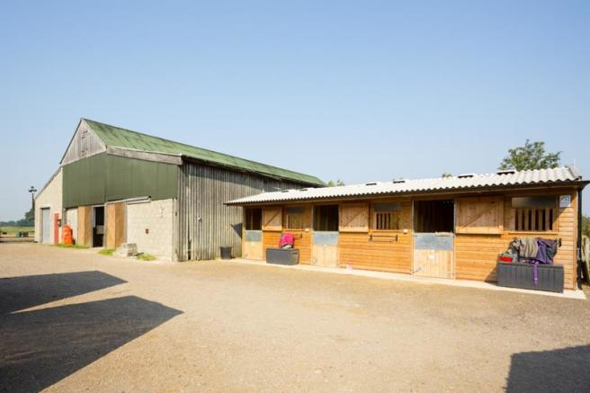 Outbuilding Two- Sta