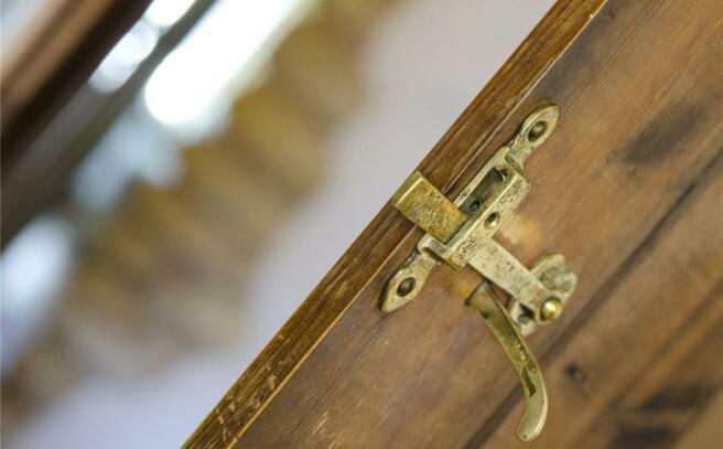 Latch & Board Doors