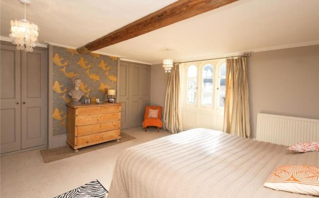 Generous Bedrooms