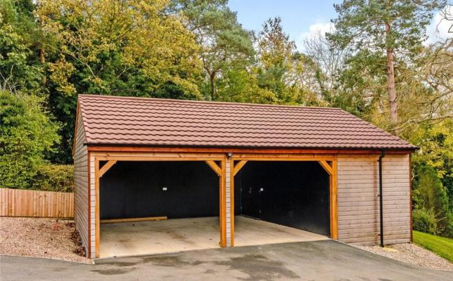 Carport With Store