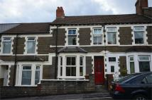 Terraced property in Ludlow Street, CAERPHILLY