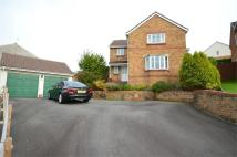 Detached home for sale in Heol Ysgubor...