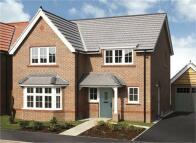 Detached house for sale in Goshawk Rise, Cwm Calon...