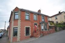 4 bed semi detached house for sale in Church Street, Bedwas...
