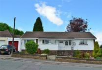 Detached Bungalow for sale in Heol Barri, CAERPHILLY