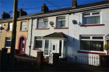 Terraced house in Glebe Street, Bedwas...