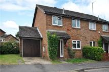 3 bedroom semi detached property in Milton Drive...