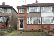 semi detached property to rent in Highfield Road...
