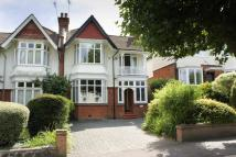 semi detached house in Monkhams Avenue...