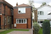 2 bedroom Detached home in Barclay Oval...