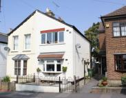 2 bedroom semi detached home for sale in Elm Grove...