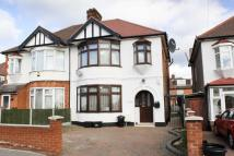 semi detached house for sale in Broadmead Road...