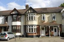 3 bedroom Terraced property in Chigwell Road...