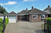 3 bedroom Detached Bungalow for sale in Hadleigh Road...