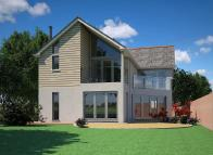 5 bed new home for sale in Helston Road, Rosudgeon...