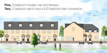 new development for sale in Bridge Farm Crescent