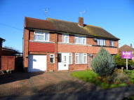 4 bedroom semi detached property in Westmorland Avenue...