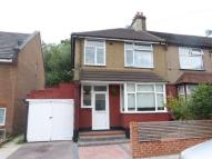 3 bed End of Terrace house for sale in Hill Road, Mitcham CR4