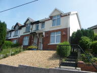 End of Terrace home for sale in Cwm Rhos View, Tredegar...