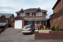 Detached property in Arches Close, Tredegar...