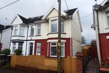 3 bedroom semi detached house to rent in Beaufort Road, Ebbw Vale...
