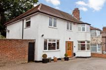 semi detached house in Brook Road, London NW2