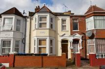 3 bed Terraced house in Oaklands Road, London NW2