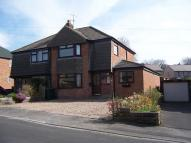 semi detached home in Chapel Grove, Bingley