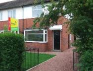 2 bed semi detached house to rent in Henconner Crescent...