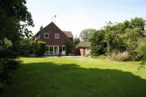 Detached house for sale in Sandbach Road North...