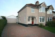 3 bedroom semi detached home for sale in DEGANWY
