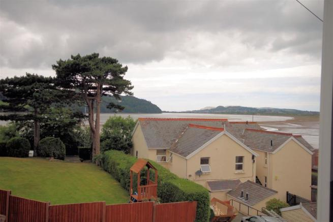 View of Conwy Estuary