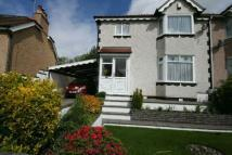 DEGANWY semi detached house for sale