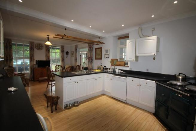 Fitted Kitchen Breakfast Room