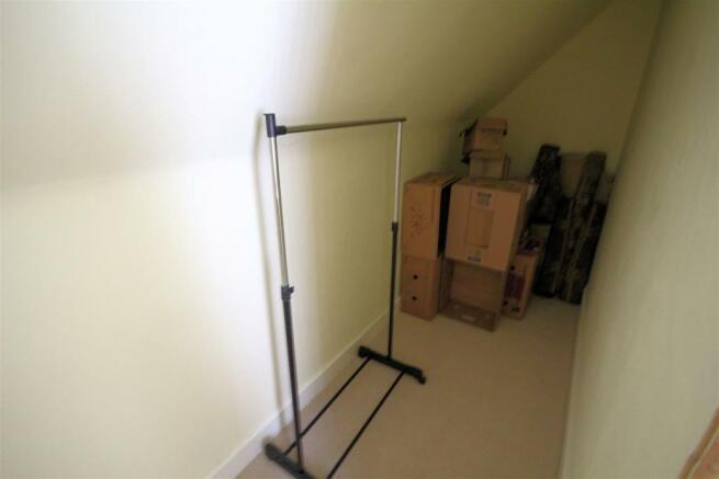 Bedroom 3 storage