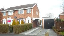 semi detached home in Summertrees Avenue...