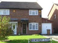2 bed house to rent in Malmesbury Close...