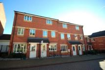 3 bed Terraced home in Cirrus Drive, Watnall...