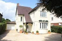 Detached house in Oxstalls Lane...