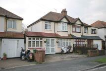 4 bedroom semi detached home in Erskine Road, SUTTON...