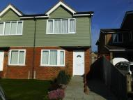 semi detached house in Kingfisher Mews, Hythe...