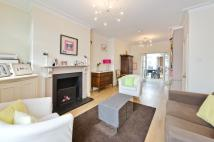 4 bed Terraced house in Masbro Road Brook Green...