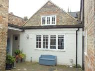 1 bedroom Apartment in Smokey Mews, High Street