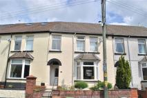 3 bed Terraced home for sale in Groesfaen Terrace, Deri...