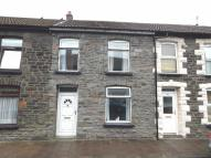 3 bed Terraced house in Wayne Street, Trehafod...