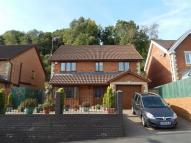4 bed Detached house for sale in Valley View, Abercynon...