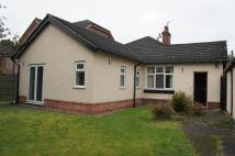 Waterloo Road Bungalow to rent