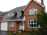 Detached house in Potter Close, Willaston...
