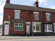 Terraced house in Copeland Street, STOKE...